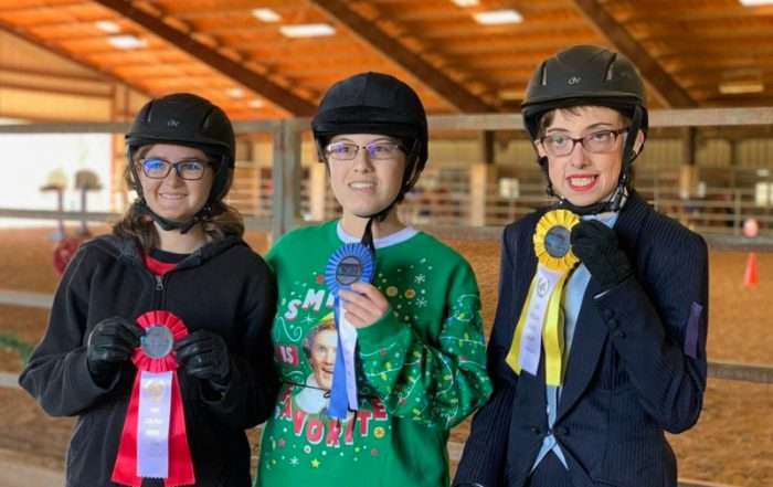 Riders and Ribbons for SIRE riders