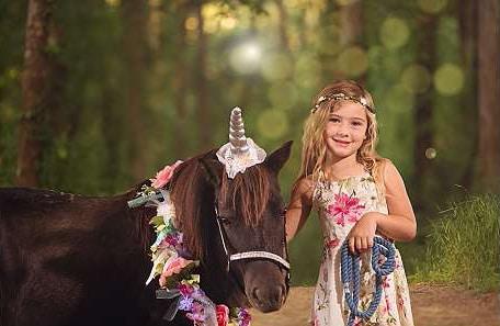 Unicorn Photos benefiting SIRE